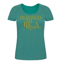 blessed-women-t-shirt-green_gold_slogan